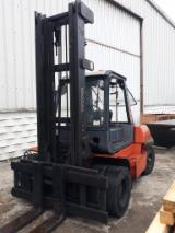 Find best timber supplies on Fordaq - SUMINISTROS TRIPLAY, S.L. - Forklift TOYOTA 5FD70 Gasoil