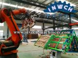 Machinery, Hardware And Chemicals Asia - Robot Wood Pallet Nailing Line