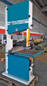 ACMA Woodworking Machinery - Used ACMA BS740 2005 Narrow Band Resaws For Sale Italy