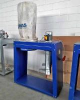 IMAS Woodworking Machinery - Used IMAS DS1-20 2005 Dust Extraction Facility For Sale Italy