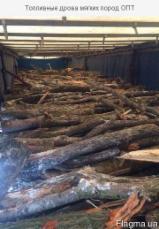 Energie- Und Feuerholz Brennholz Ungespalten - Pappel Brennholz Ungespalten