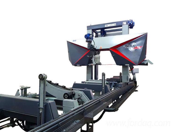 New-Trak-Met-TTS-800-Log-Band-Saw-Horizontal-For-Sale