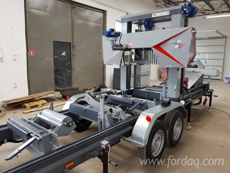 New-Trak-Met-TTP-600-MOBILE-Mobile-Log-Saws-For-Sale