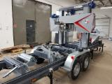 Mobile Log Saws Trak-Met TTP-600 MOBILE Nova Poljska