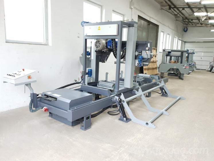 Vender Serra Horizontal Para Corte De Troncos Trak-Met TTP-600 PREMIUM HK Novo Polônia