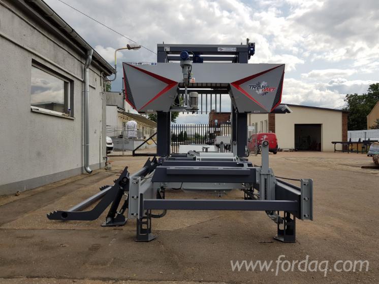 Vender-Serra-Horizontal-Para-Corte-De-Troncos-Trak-Met-TTS-1200-BIG-Novo