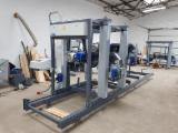 New Trak-Met TTP-600/2 STANDARD Log Band Saw Horizontal For Sale Poland