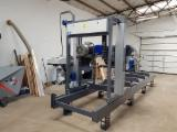 New Trak-Met TTP-600 STANDARD/W Log Band Saw Horizontal For Sale Poland