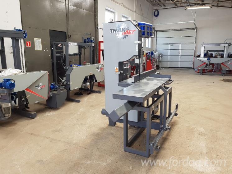 New-Trak-Met-PTPr-300-Log-Band-Saw-Vertical-For-Sale