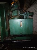 Ukraine Woodworking Machinery - Used Sabodel 1800, 1990 Rotary Cut Veneer Line For Sale Ukraine.