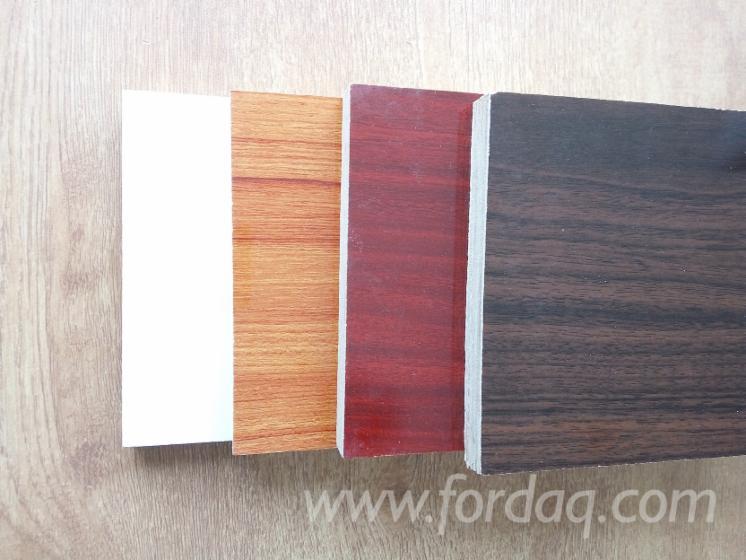 E0-Glue-Furniture-Grade-Melamine-Paper-Faced-Laminated