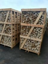 Firewood, Pellets And Residues Air Dried 6 Months - Beech Firewood from Ukraine