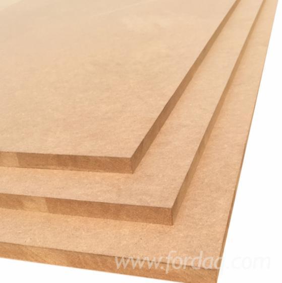 MDF (Medium Density Fibreboard), 3-40 mm
