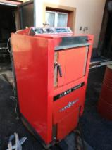 Used Atmos Boiler Systems With Furnaces For Logs For Sale