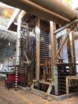 Used Particle board production line/brand 20 layers used Particle board line