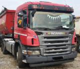 Scania Woodworking Machinery - Used Scania 2012 Truck For Sale Romania