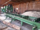 PEZZOLATO Woodworking Machinery - Used PEZZOLATO Log Band Saw Horizontal For Sale Romania