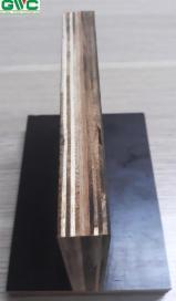 Acacia/Eucalyptus Black Film Faced Plywood, 12-21 mm