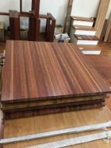 Pannelli In Massello Monostrato Asia - Vendo Pannello Massiccio Monostrato Merbau 25-40 mm