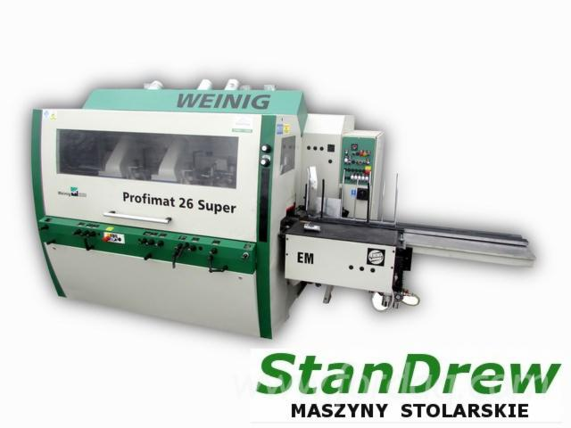 Moulding-Machines-For-Three--And-Four-side-Machining-WEINIG-PROFIMAT-P26-SUPER-%D0%91---%D0%A3