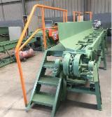 OM Woodworking Machinery - MAQ INLET CONVEYOR SHELLING WITH 7M (RECONDITIONED)