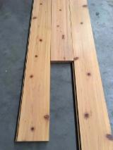 Massivholz, Chinesische Spießtanne , Chinesische Kiefer , Fichte, Innenwand-Verkleidungen