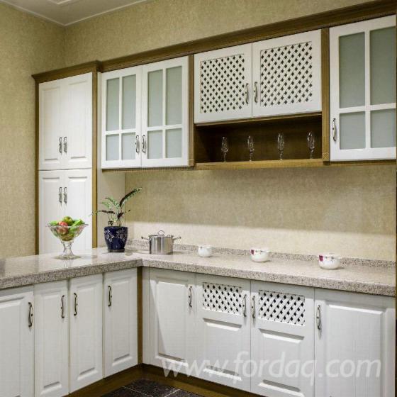 American design frame kitchen cabinet