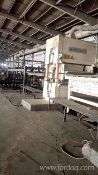 Used-MDF-production-line-MDF-production-line-solutions-project-wood-based-panel-project-solving
