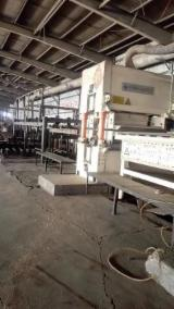Used MDF production line/MDF production line solutions project/wood based panel project solving solutions