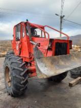 Oprema Za Šumu I Žetvu Šumarski Traktor - Šumarski Traktor -- Polovna 2012 Rumunija
