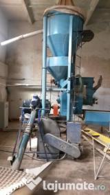 Pellet Production Line - Used -- Pellet Production Line For Sale Romania