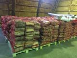 Firewood, Pellets And Residues Fresh - Birch Firewood/Woodlogs Not Cleaved