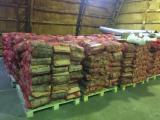 Energie- Und Feuerholz Brennholz Ungespalten - Birke Brennholz Ungespalten