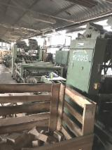 Pallet Production Line - Euro pallet line WURSTER & DIETZ