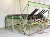 TAYLOR Woodworking Machinery - Used TAYLOR 40 SECTION Pneumatic Clamp Carrier
