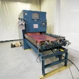 High Frequency Gluing Press - Used RFS EG 36X80 Radio Frequency Edge Gluer