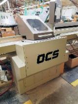 Optimizing Saw - Used 2009 ACCU-SYSTEMS OCS Optimizing Saw