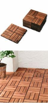 Trova le migliori forniture di legname su Fordaq - NK VIETNAM.,JSC - Vendo Decking Antisdrucciolo (1 Faccia)