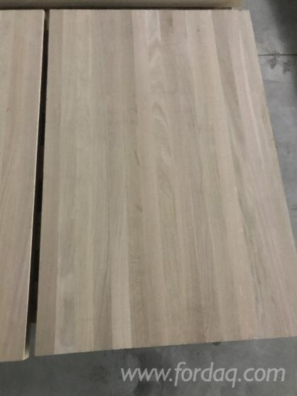 Oak/Beech/Walnut - Finger Jointed / Solid Panels, 18 - 42 mm Quality - B/C