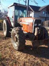 Oprema Za Šumu I Žetvu Šumarski Traktor - Šumarski Traktor Massey Ferguson Polovna Rumunija