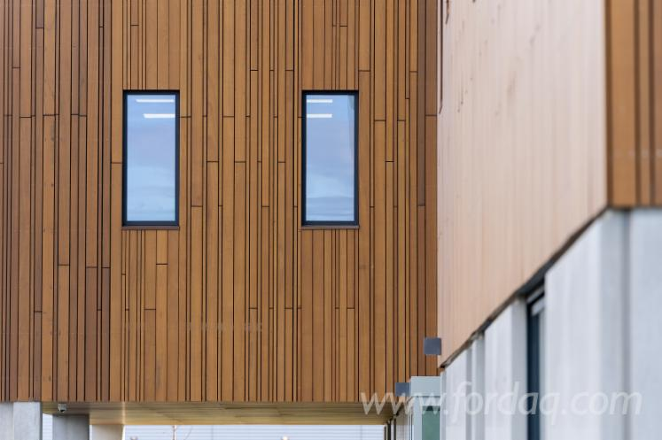 Solid Wood, Exterior Cladding