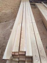 Nadelschnittholz, Besäumtes Holz Zu Verkaufen - Sibirische Lärche, Normalschnitt