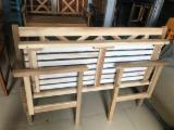 Fordaq лісовий ринок - Forexco Quang Nam - Садові Лавки , Дизайн, 310 штук Одноразово