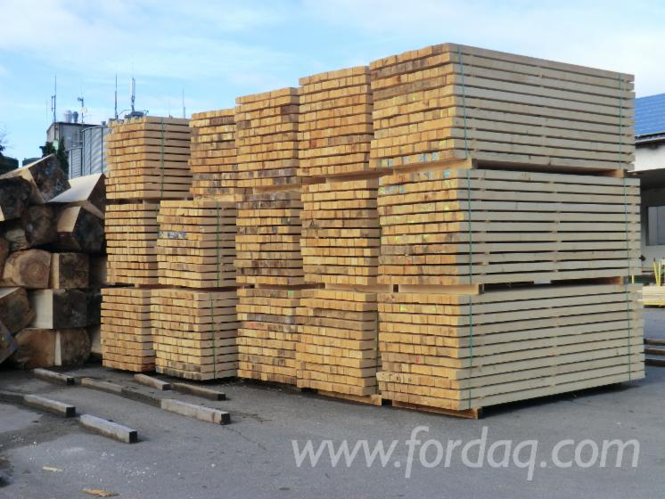 Wholesale ISPM 15 Fir , Pine - Scots Pine, Spruce Packaging timber from Germany, Baden-Württemberg