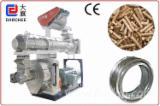 Strojevi, Strojna Oprema I Kemikalije Azija - Pellet Manufacturing Plant Nova Kina