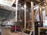 used particle board production line/used wood based panel production line