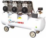 Aflatek Woodworking Machinery - SilentPro100-3 Silent Air Compressor Oil-free 3,6kW