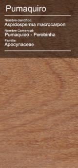 地板及户外板材 南美洲 - 高温处理, 胶合板