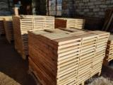 null - Brown Ash, White Ash Planks (boards) F 1