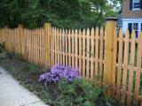 Asia Garden Products - Chinese Cedar- Fir - Spruce Fencing